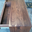 Thumbnail: 130. American walnut hall table with two draws