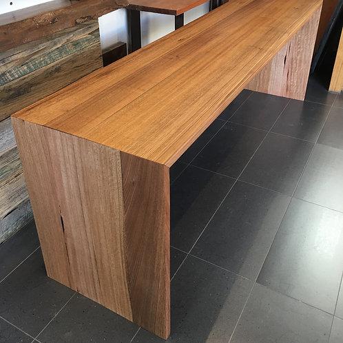 110. Recycled Tasmanian oak desk