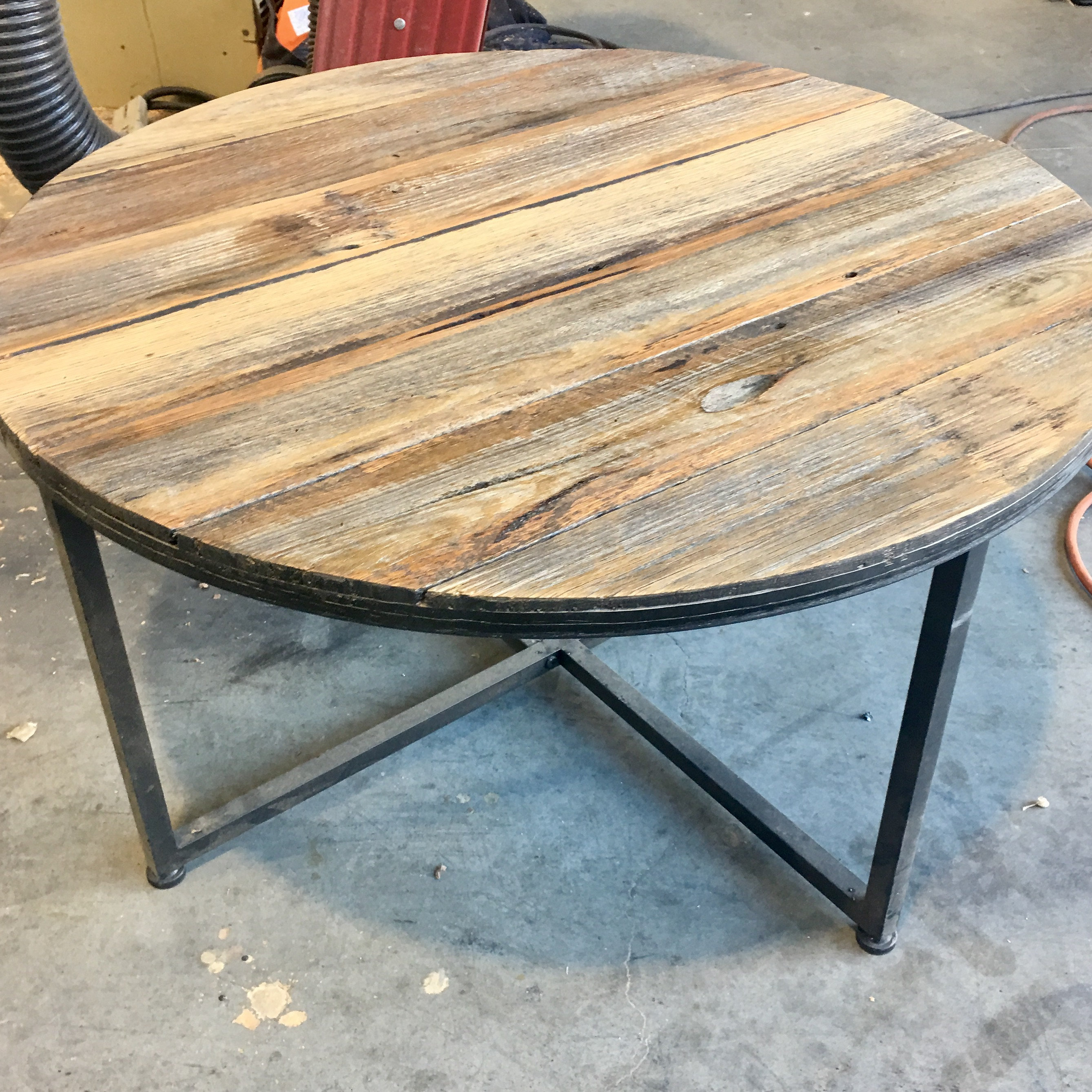 Recycled Timber & Industrial Furniture