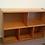 Thumbnail: 105. Solid Recycled Tasmanian oak bookcase