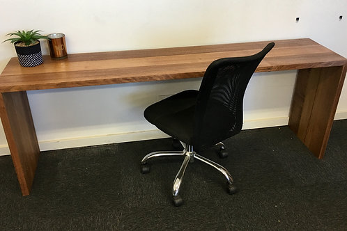 103. Oil stained Recycled Tasmanian oak desk