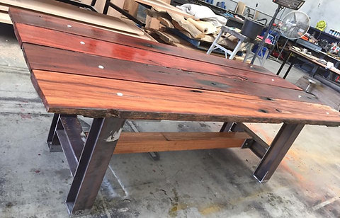 165 Recycled Timber Rustic Outdoor