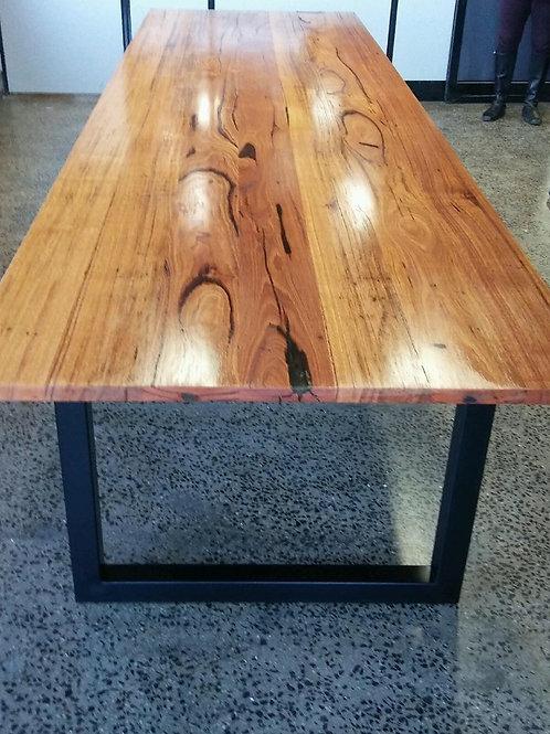 125. Wild messmate 4m boardroom table