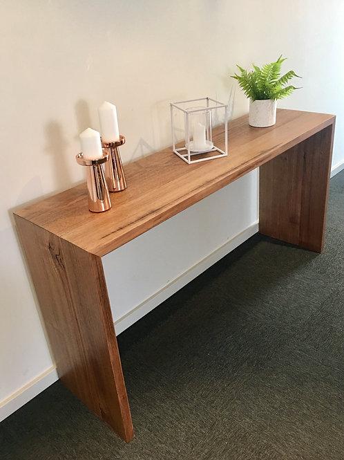 117. Recycled Tasmanian Oak hall console