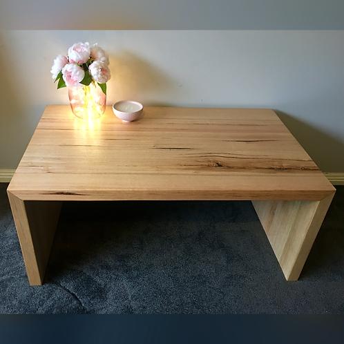 174. Messmate coffee table