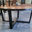 Thumbnail: 107. Timber palings industrial coffee table