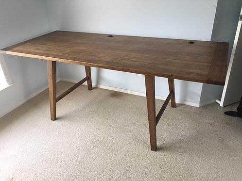 136. Messmate Dining Table