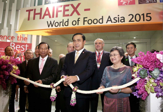 """Department of International Trade Promotion announces opening of """"THAIFEX – World of Food Asia 2015"""""""