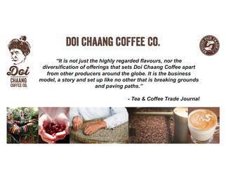 Introducing DOI CHAANG COFFEE