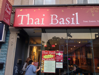 TASTE OF THAI SELECT: Thai Basil (Toronto)