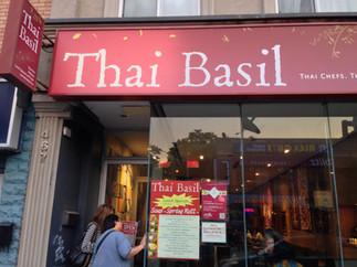 TASTE OF THAI SELECT: Thai Basil (Toronto)