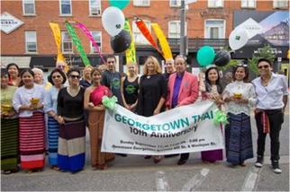 Georgetown Thai Cuisine celebrates 10 years