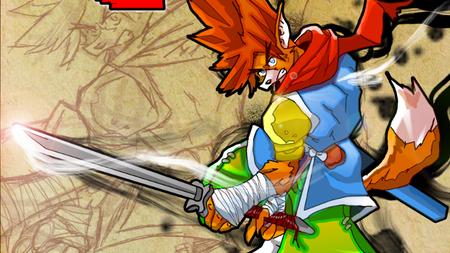 Fox Samurai