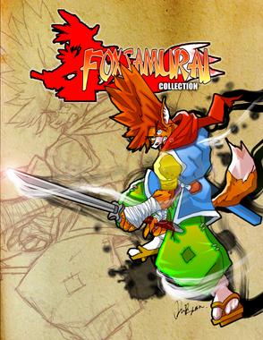 Fox Samurai: collection