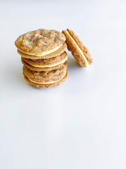 Assorted Cookie Sandwiches