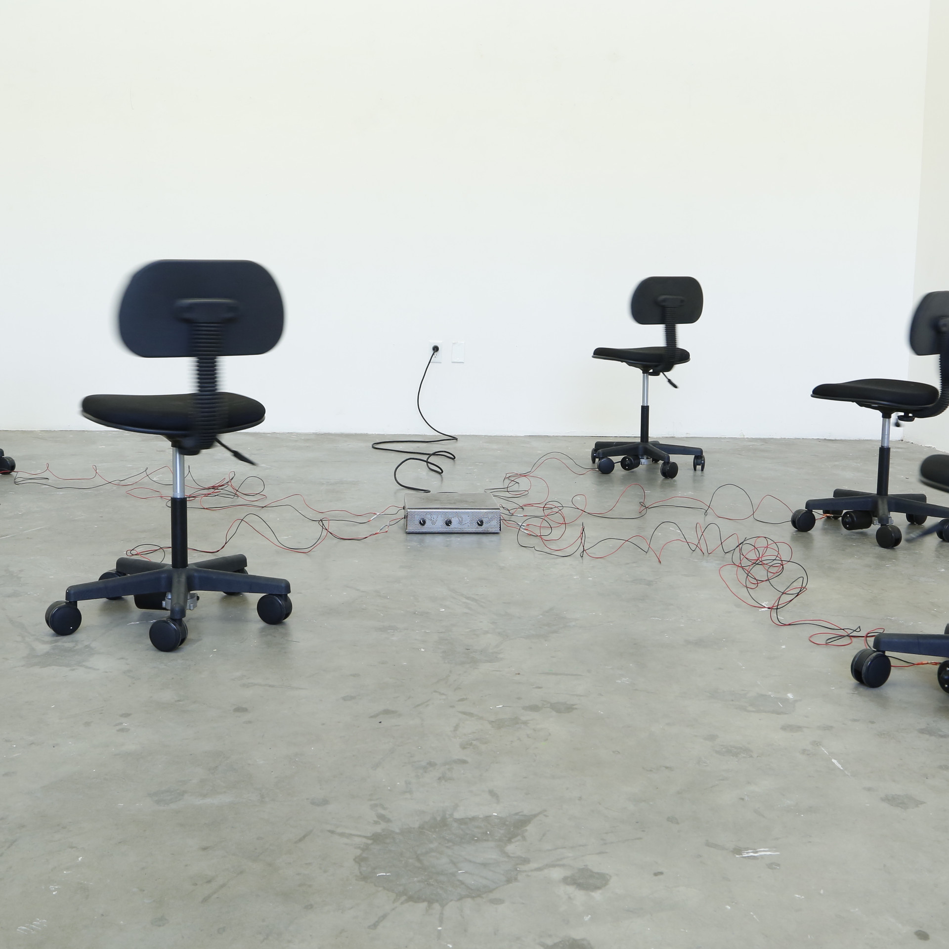 rotating chairs
