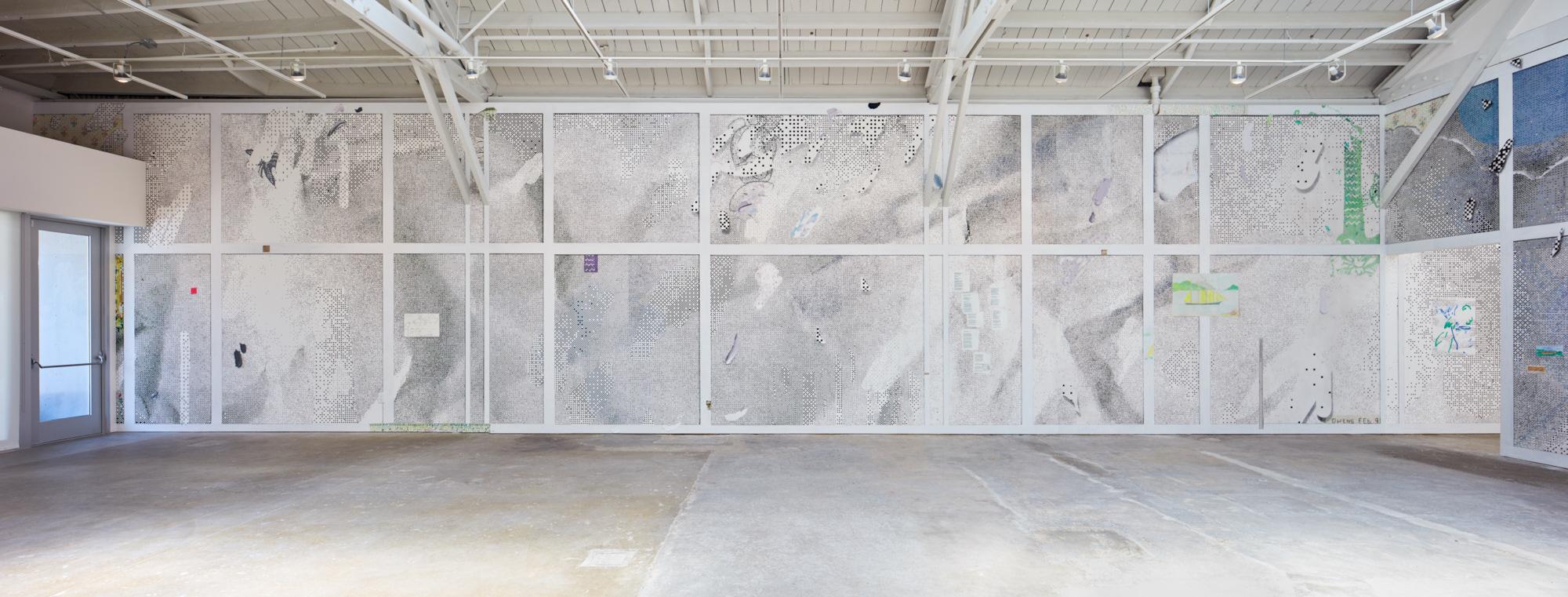 Ten Paintings, Laura Owens