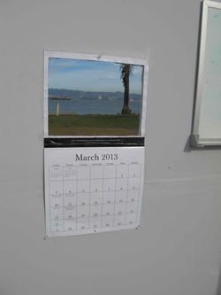 """Calendar"" - Behind the Scene"