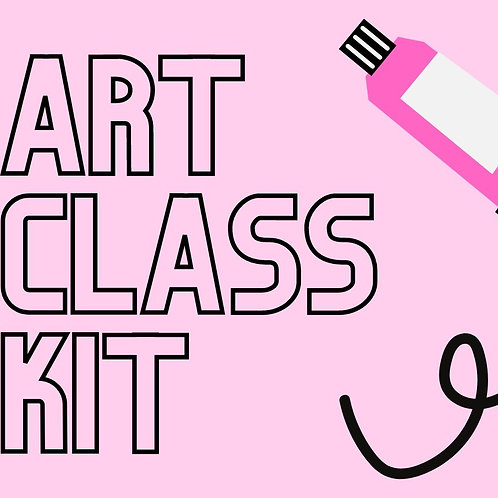 Virtual Art Class Kit