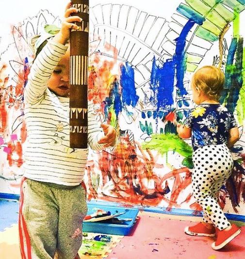Toddler Art Adventure