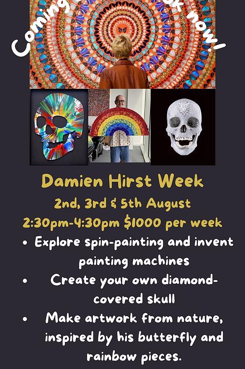 ARTIST CAMP : Week 5