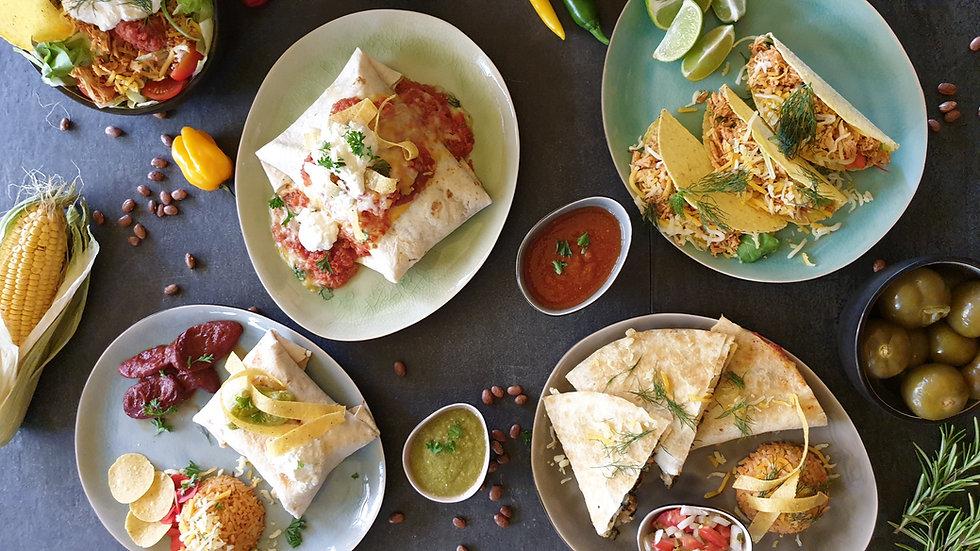 Handmade mexican food restaurant houstons fine stuttgart