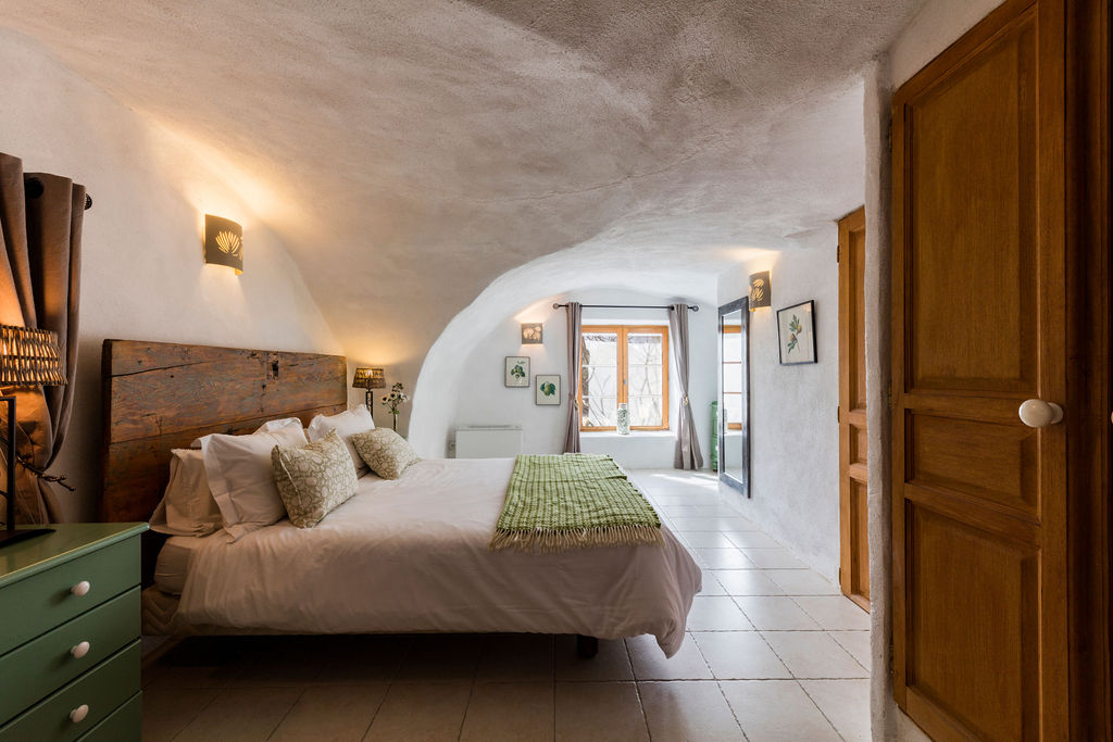 bergerie bedroom double