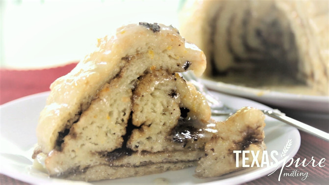 The Secret to Making a Texas-Sized Cinnamon Roll