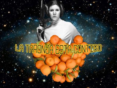 La taronja esta contigo