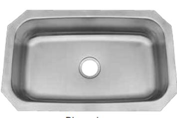 Paus 17 Kitchen Sink