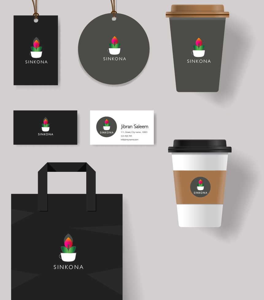 Sinkona Coffee & Plant pop up