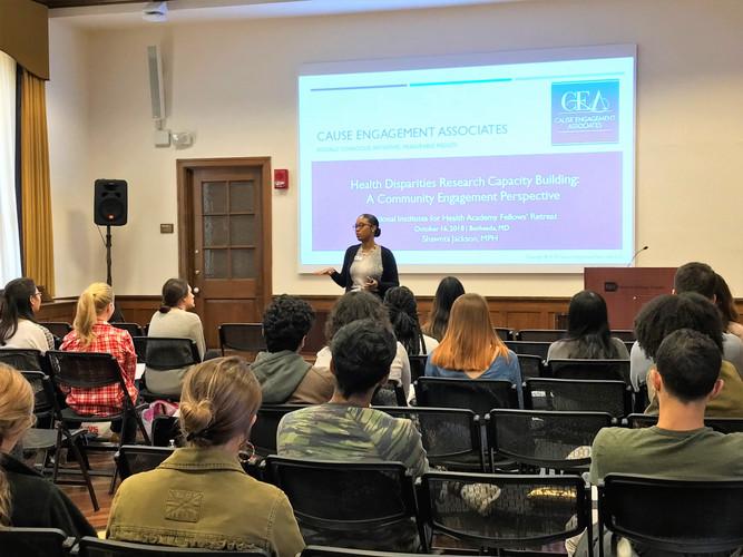 NIH Academy Fellows Program