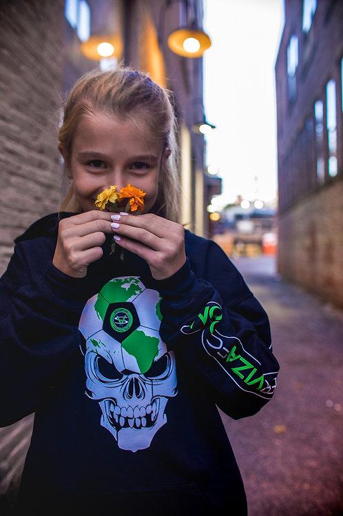 SVFC Skull Hoodie