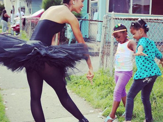 The Power of Images: Exposing Children to Ballet