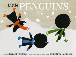Short & Snappy Happy Book Blog: Little Penguins