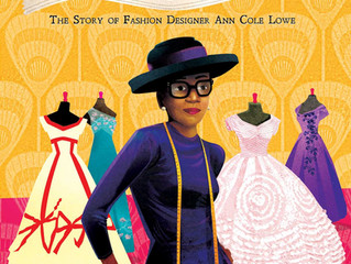 Inspiring Picture Book Biographies: FANCY PARTY GOWNS