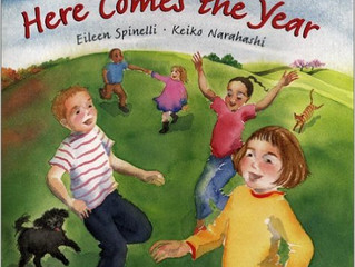 Short & Snappy Happy Book Blog: Here Comes the Year