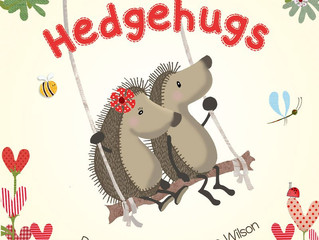 Short & Snappy Happy Book Blog: Hedgehugs