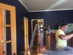 Ruidoso Interior Painting