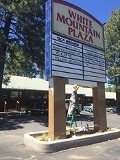 Ruidoso Sign Painting