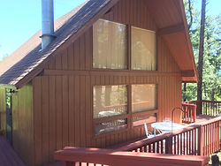Solid oil Based stain Ruidoso
