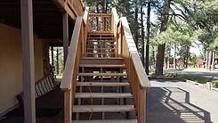 Ruidoso Deck Sanding