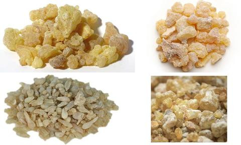 The powers of Frankincense
