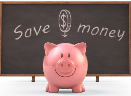 10 Ways to Save Money Today!