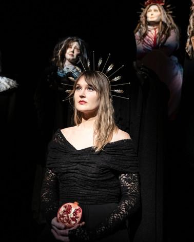 Tournage du court-métrage Perséphone (2021)