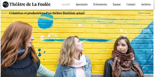 Site Théâtre de la Foulée