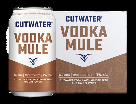 Cutwater Vodka Mule
