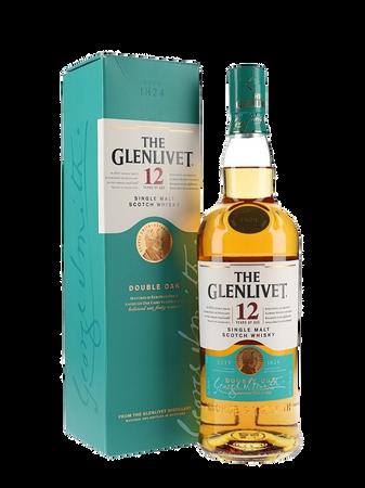 The Glenlivet '12 Year Single Malt'