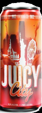 902 Brewing: Juicy City