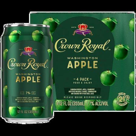 Crown Royal Washington Apple